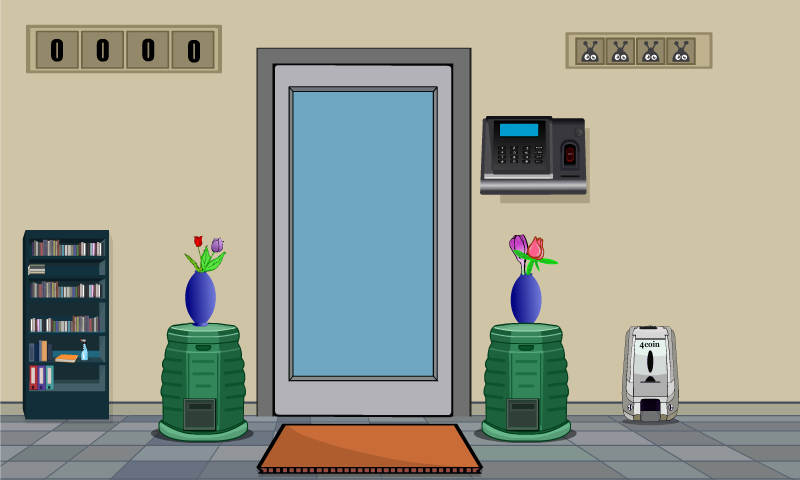 The Robot Escape 2- screenshot