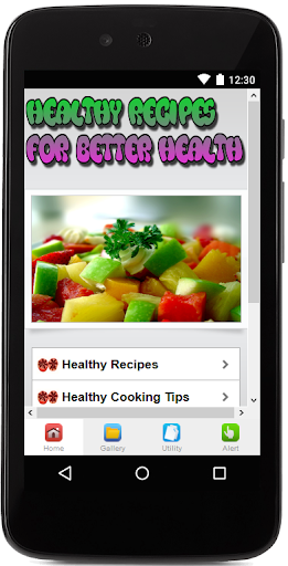 Healthy Recipes-Better Health