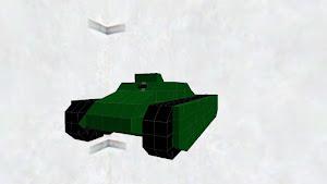 マシンガン搭載 軽戦車