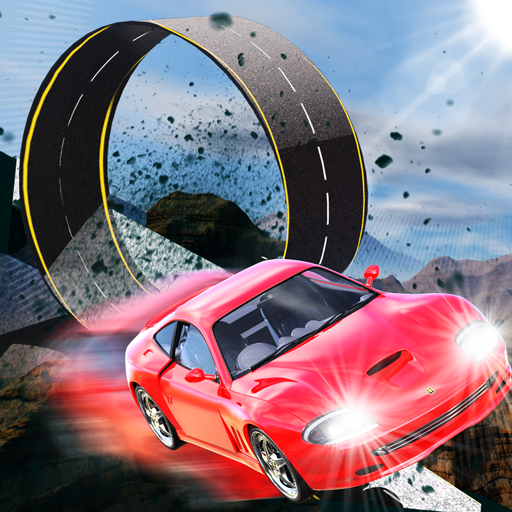 Fast Cars & Furious Stunt Race by Kaufcom Icon