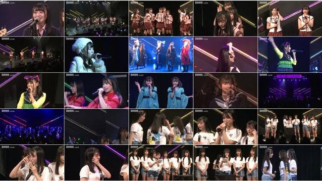 200213 (1080p) HKT48 研究生「脳内パラダイス」公演 市村愛里 生誕祭 DMM HD