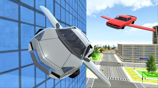 Flying Car City 3D 1.15 screenshots 1