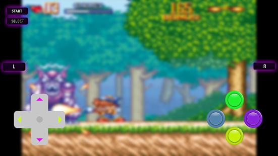 ? ? Classic Emulator SNES Emulator Classic Games - náhled