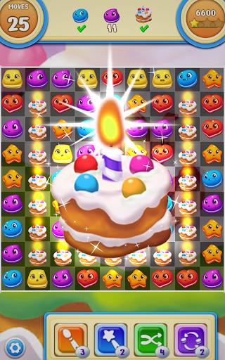 Macaron Pop : Sweet Match3 Puzzle android2mod screenshots 17