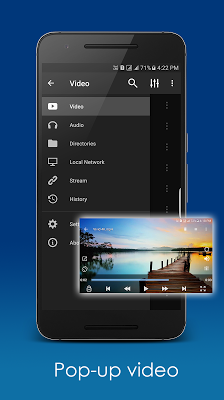 Video Player HD - screenshot