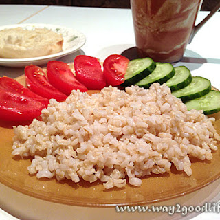 Easy Gluten Free Brown Rice