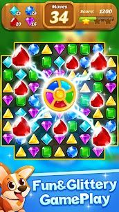 Jewel & Gems Mania 2020 – Match In Temple & Jungle 1