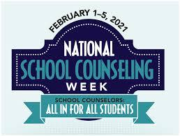 National School Counseling Week 2021 - Wisconsin School Counselor  Association