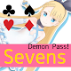 Sevens card game