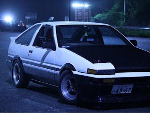 スプリンタートレノ AE86 昭和59年 GTVのカスタム事例画像 どぅさんの2020年07月18日09:01の投稿
