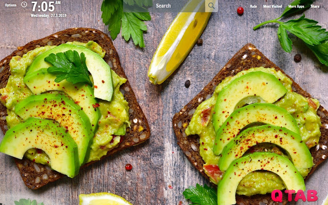 Nutrition New Tab Nutrition Wallpapers