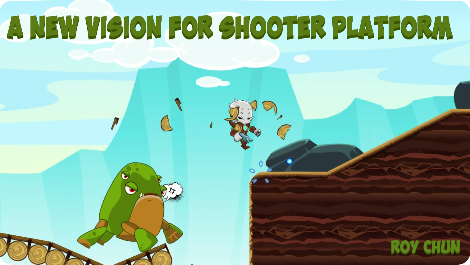 Roy Chun - Shooter Platform -- screenshot