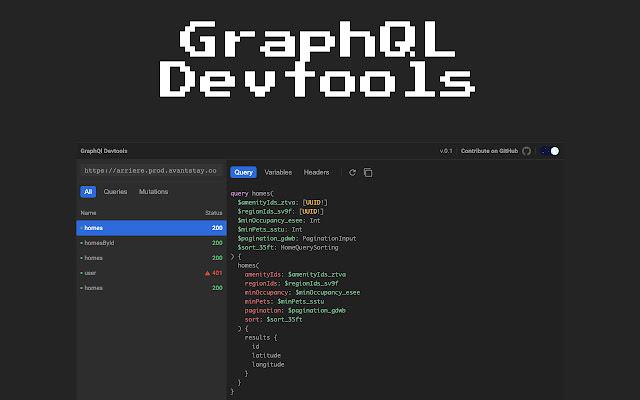 Graphql-devtools