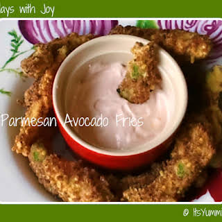 Spicy Remoulade Dipping Sauce.