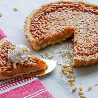 Pine Nut Honey Tart Recipes | Yummly