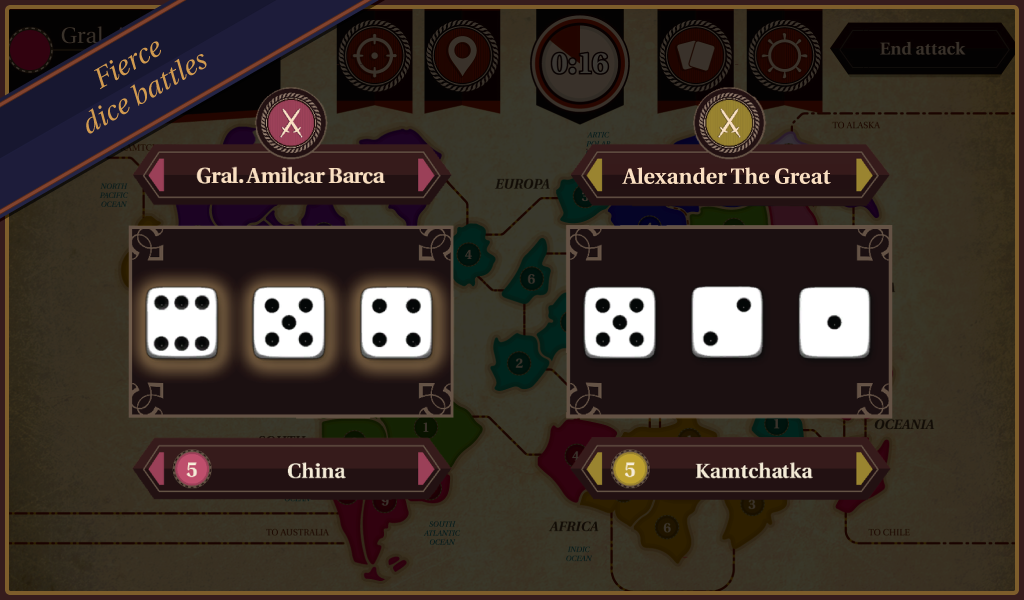 War Strategy- screenshot