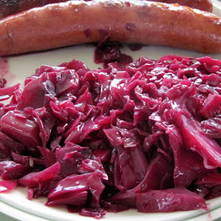 German Red Cabbage (Rotkohl) Recipe