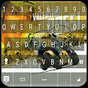 Valentino Rossi Keyboard Theme icon