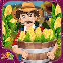 Kids Corn Farming Story icon