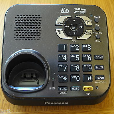 Panasonic Answering Machine Kx Tg9341t Manual
