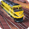Train Station - Real Trains on Rails icon