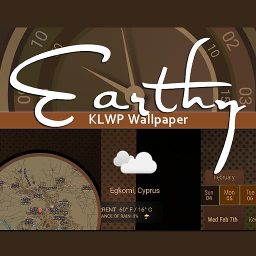 Earthy KLWP Wallpaper