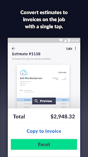 Invoice 2go — Professional Invoices and Estimates- screenshot thumbnail