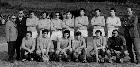 Photo: Squadra della Tyllesium primi anni '70