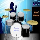 Virtual Drum Music icon