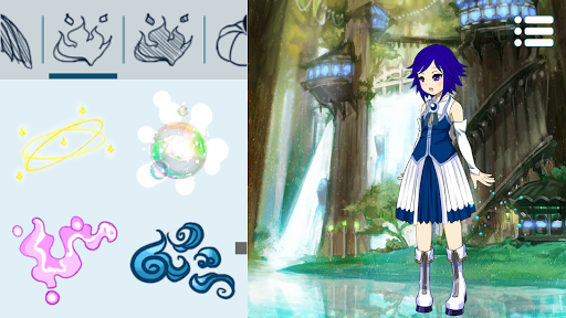 Avatar Maker: Witches screenshot 13