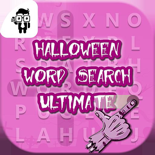 Halloween Word Search Ultimate 拼字 App LOGO-硬是要APP