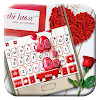 Red Valentines Love Keyboard Theme