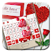 Red Valentines Love Keyboard Theme icon