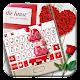 Red Valentines Love Keyboard Theme (app)
