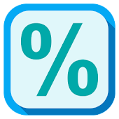 Quick Percentage Calculator with GST Calculator