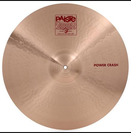 "18"" Paiste 2002 - Power Crash"