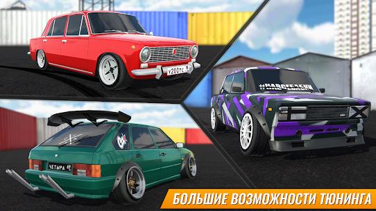 Russian Car Drift 7