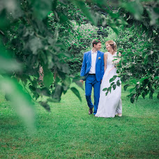Wedding photographer Anastasiya Lebedikova (lebedik). Photo of 21.07.2016