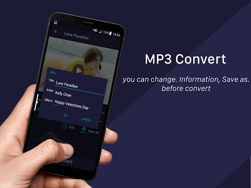 MP3 converter 2.5.9 screenshots 8