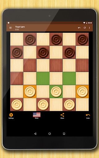 Checkers - strategy board game 1.80.0 screenshots 14