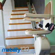 Photo: Stairlift in Cape May