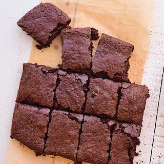 Fudge Brown Sugar Brownies Recipes
