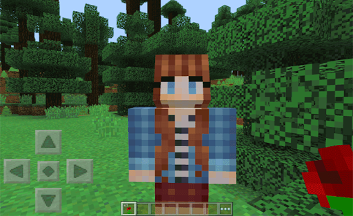 Cute GirlFriend Mod for MCPE