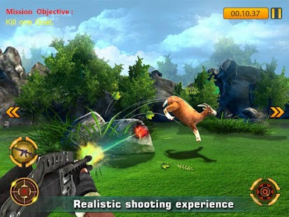 Hunter 3D- screenshot thumbnail