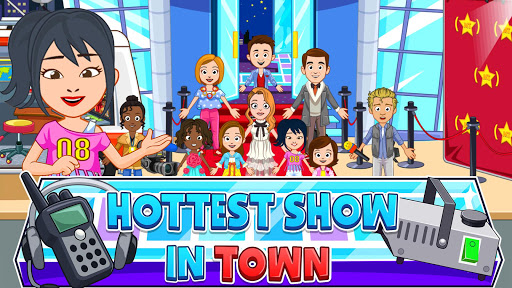 My Town : Fashion Show android2mod screenshots 4