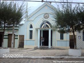 Photo: Areia Branca - Igreja São João Batista