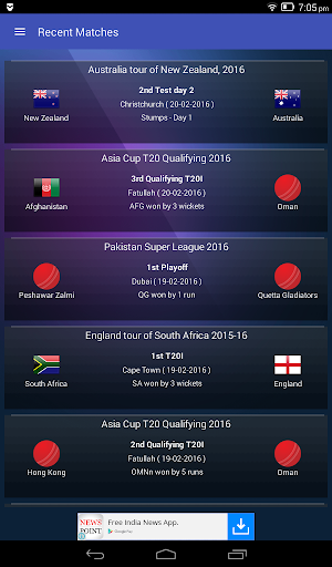Live Cricket Scores & Updates - Total Cricinfo  10