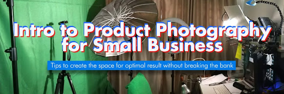 Intro to Product Photography for Small Business