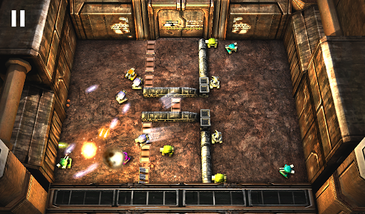 Tank Hero: Laser Wars screenshot 12