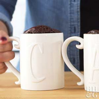Chocolate Mug Cakes Recipe